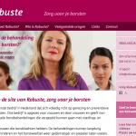 Robuste WordPress website