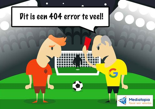 google penaltie SEO Haarlem